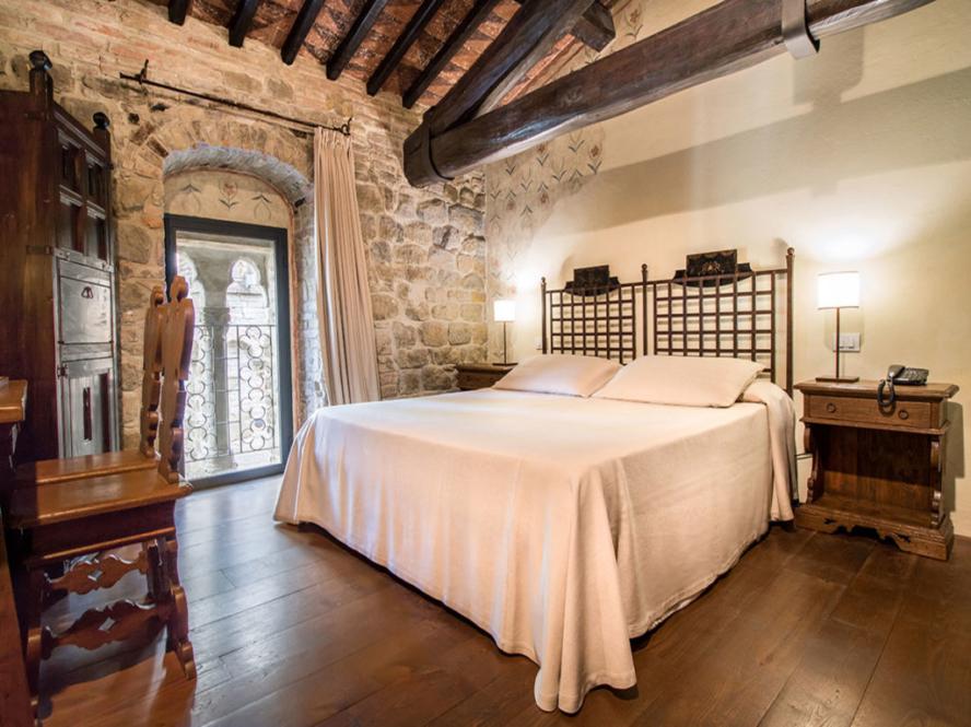 Castello Monterone- interni